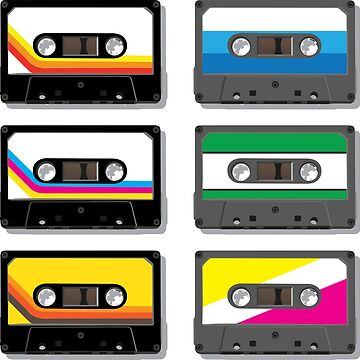 Cassette Tapes by addnoise