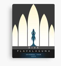 The Fifth Element - Diva Plavalaguna Universal Tour 2214 Canvas Print