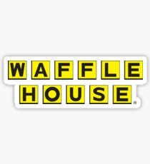 Waffel Sticker