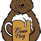 Bier Hug von marleesmarkings
