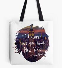 Love, New York Tote Bag