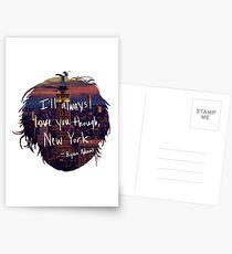 Love, New York Postcards