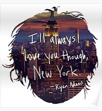 Love, New York Poster