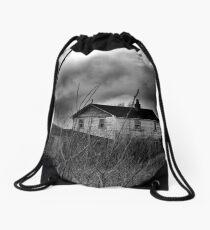 Hidden Drawstring Bag