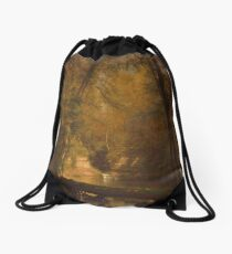 The Trout Pool Drawstring Bag