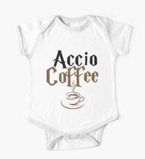accio coffee t-shirts One Piece - Short Sleeve