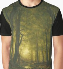 Evening in the Woods Graphic T-Shirt