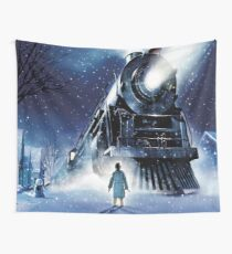 The Polar Express Wall Tapestry
