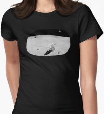 K.O.M. Women's Fitted T-Shirt