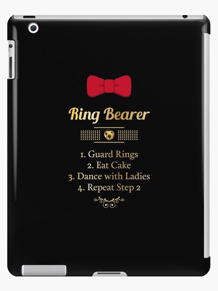 Ring Bearer Shirt Ring Bearer Gifts Ring Bearer Gifts For Boys