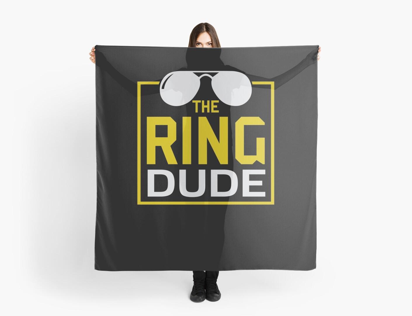 Ring Dude | ring bearer shirt | ring bearer gifts | ring bearer ...