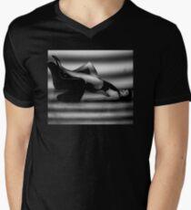 Reclining. Not A Recliner Men's V-Neck T-Shirt