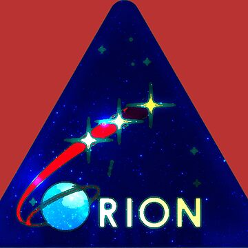 Orion by painterfrank