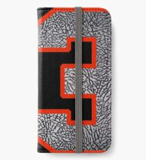 23 to the Hole iPhone Wallet/Case/Skin