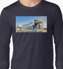 Guggenheim Bilbao Long Sleeve T-Shirt