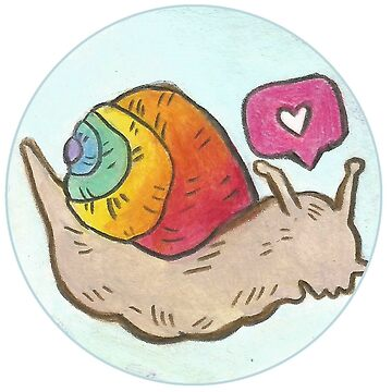 gay snail  by plntboy