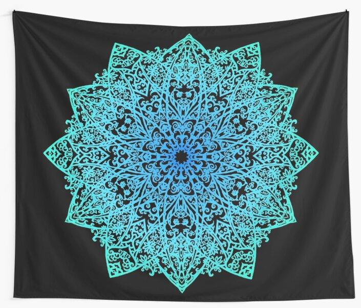 Mandala  green ebffba8cd