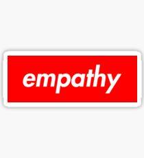 Pegatina empatía nct