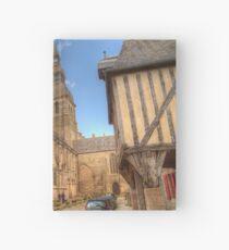 Historic Dinan Hardcover Journal