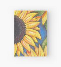 Sonnenblumen Notizbuch