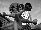 Tara Okamoto Sculpture, Tokyo by John Douglas