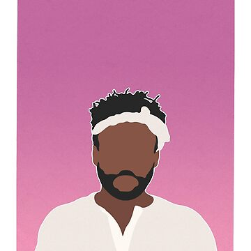 CHILDISH GAMBINO by barneyrobble