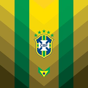 Brazil Football by WanderingFox