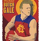 Michael 'Butch' Gale - Fitzroy by Chris Rees