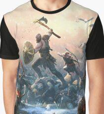 God of War Graphic T-Shirt