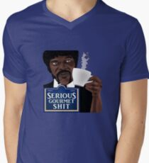 Serious Gourmet Shit Men's V-Neck T-Shirt