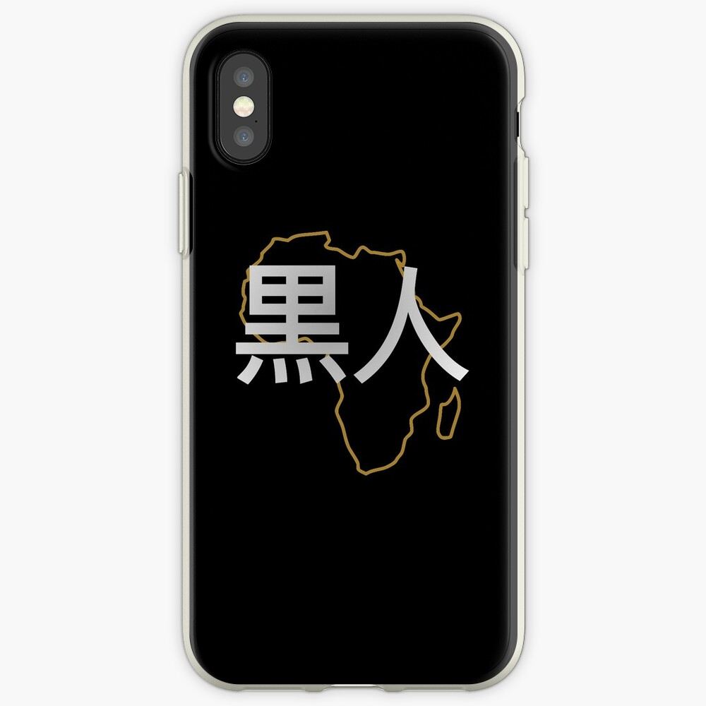 Blasian (Japanese) Third Culture Series iPhone Case & Cover