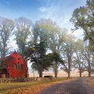 Gostwyck Chapel by Michael Howard