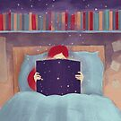 Booklover by brabikate