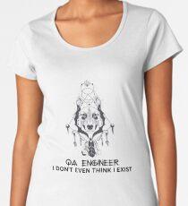 QA ENGINEER Women's Premium T-Shirt