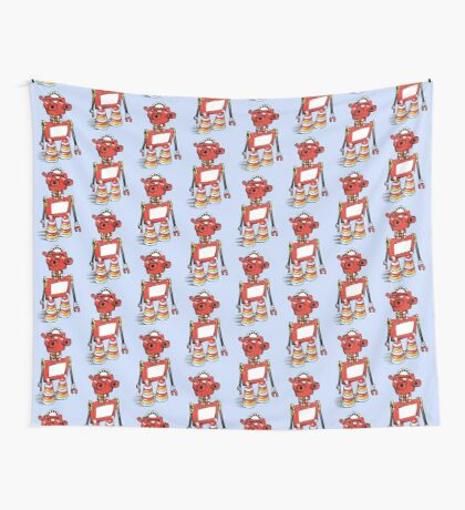 ViewBot 3000 Wall Tapestry