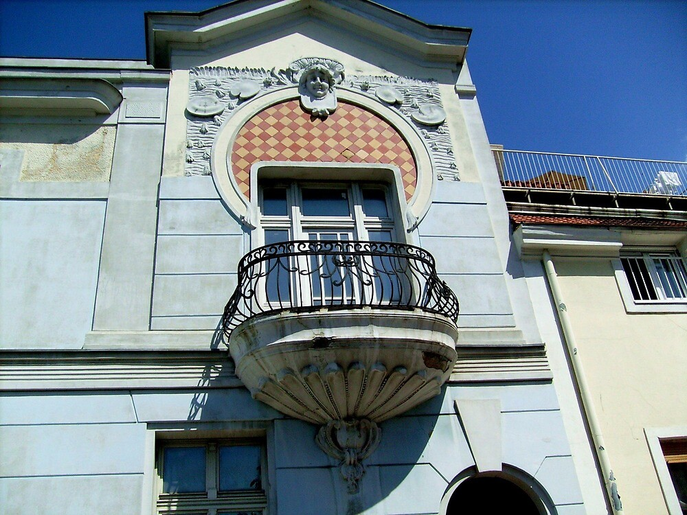 Balcony by Ana Belaj