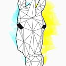 Unicorn Magic - Geometric Designs Collection by Andreea Butiu
