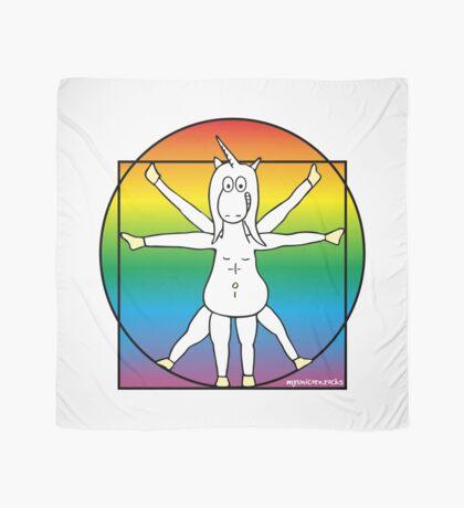 DaVinci Pride Unicorn Scarf