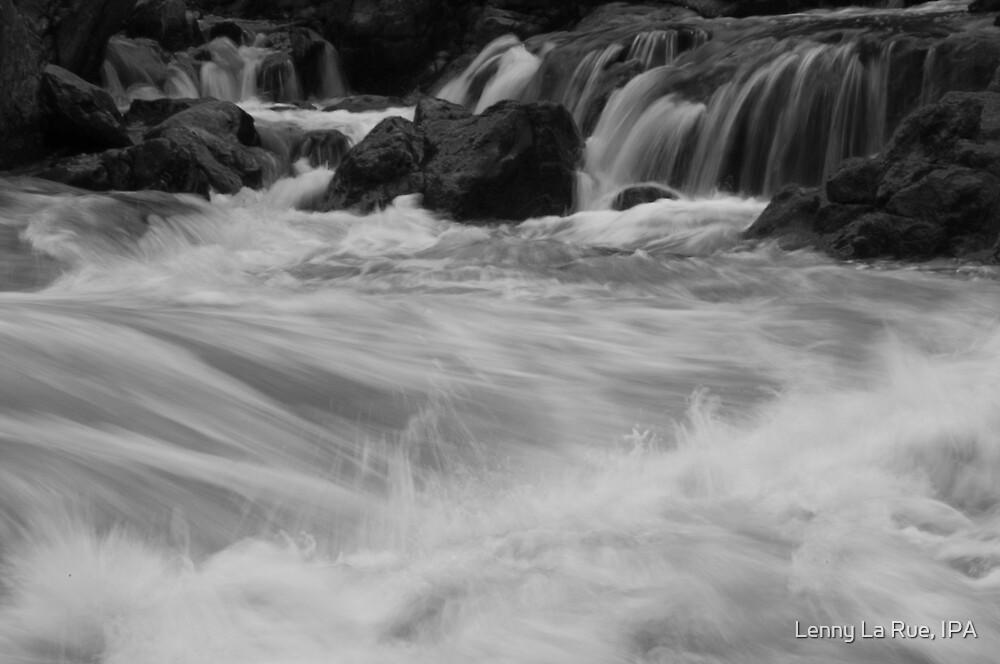 South Yuba River, charging by Lenny La Rue, IPA