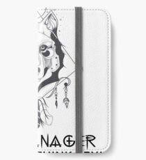 DELI MANAGER iPhone Wallet/Case/Skin
