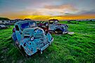 Stuck Truck Race by photosbyflood