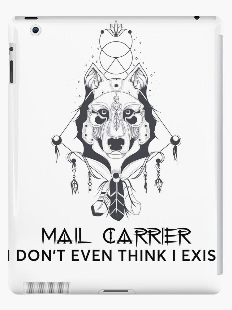 MAIL CARRIER by EmmaaeNoah