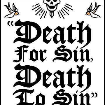 deathforsin by TroyDBlackmon