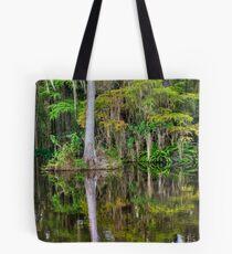 Big Cypress National Preserve Tote Bag