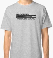 Turbo Spooling Classic T-Shirt