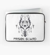 PRISON GUARD Laptop Sleeve