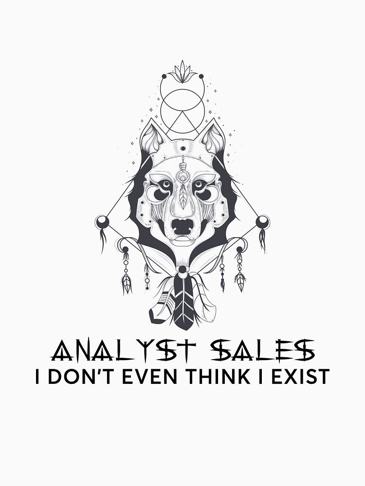 ANALYST SALES by EmmaaeNoah