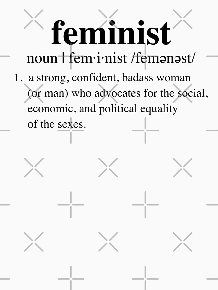BADASS feminist definition by Thelittlelord