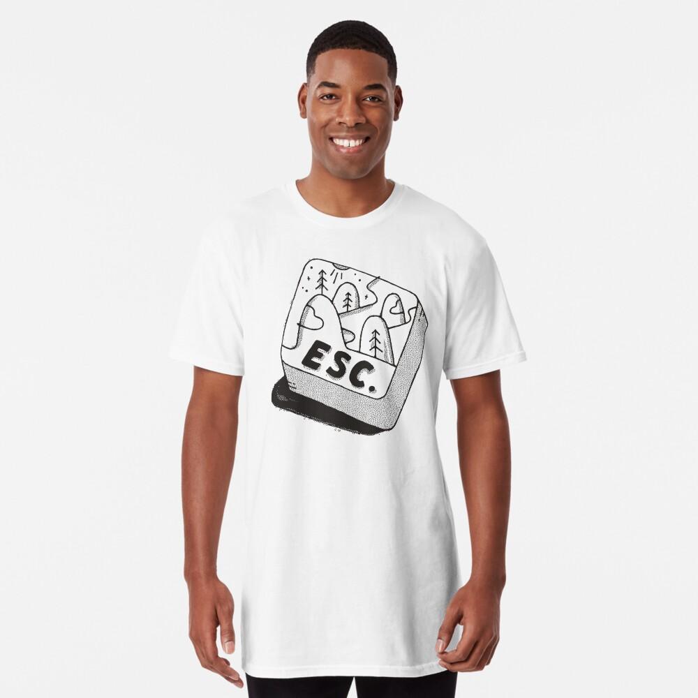 Escape Long T-Shirt