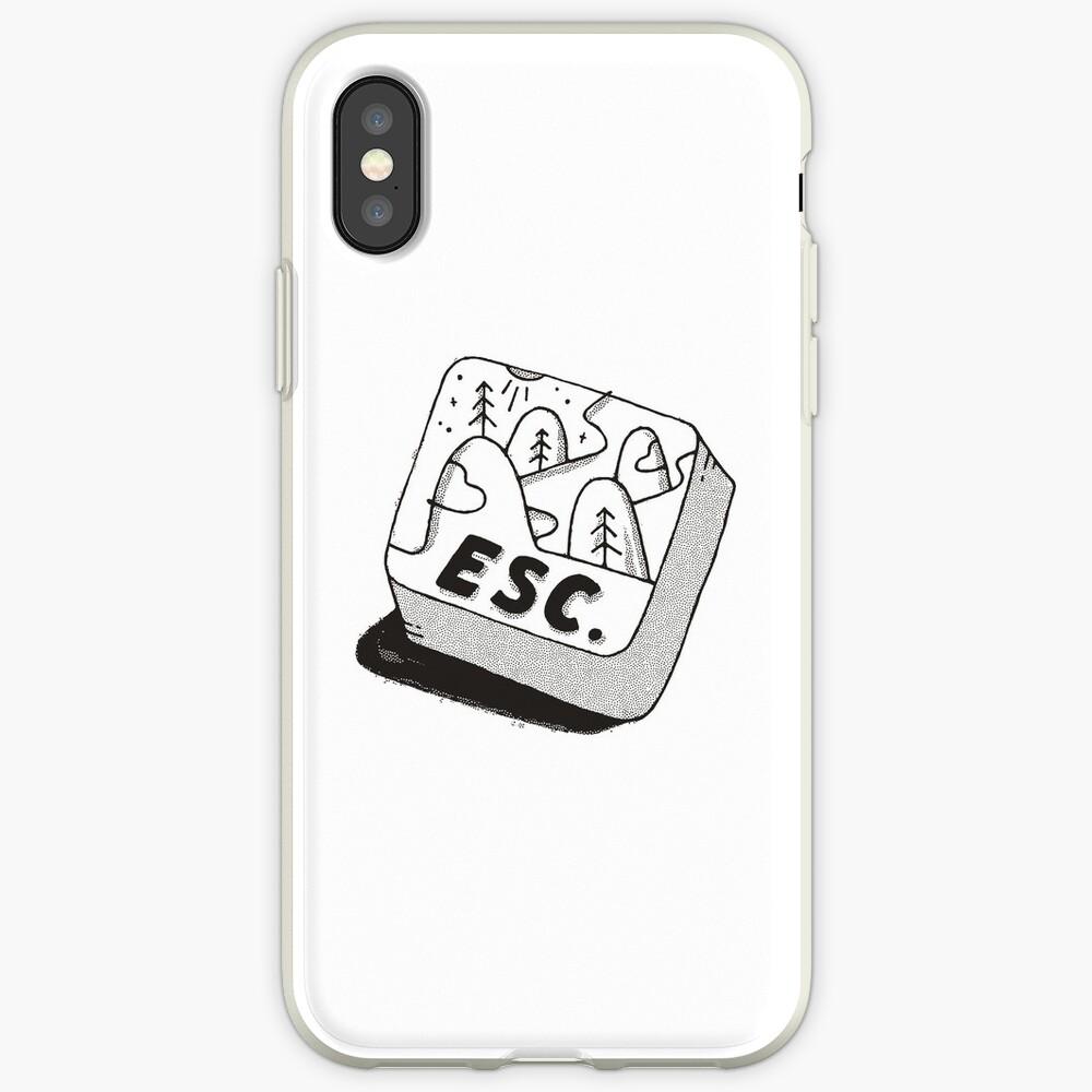 Escape iPhone Case & Cover